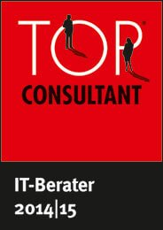 RheinBrücke Recognized as 'Top Consultant' for the year 2014- 2015